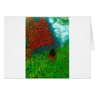 """""""Calm During the Storm"""" Greeting Cards"""