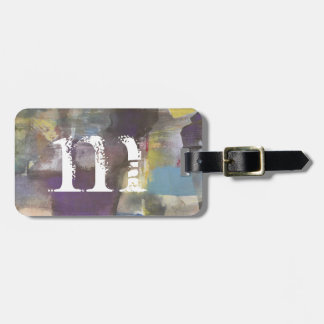 Calm Interlude Bag Tag