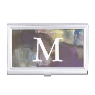 Calm Interlude Business Card Holders