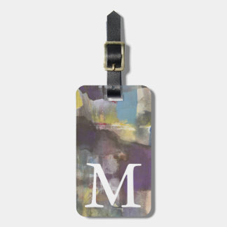 Calm Interlude Travel Bag Tag
