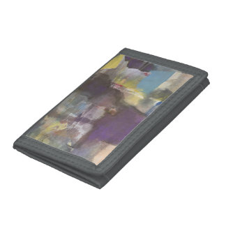 Calm Interlude Tri-fold Wallets