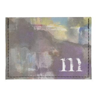 Calm Interlude Tyvek® Card Wallet