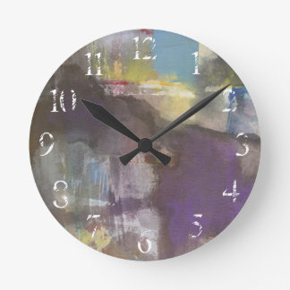 Calm Interlude Wallclock