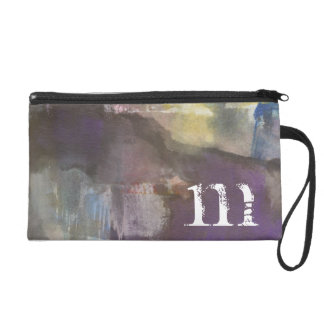 Calm Interlude Wristlet