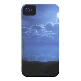 Calm Night Blackberry Case