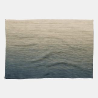 Calm Water At Twilight Tea Towel