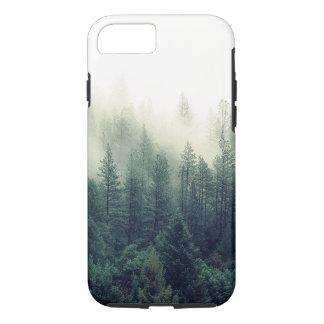 Calming Nature Scene - Forest Scene iPhone 7 Case