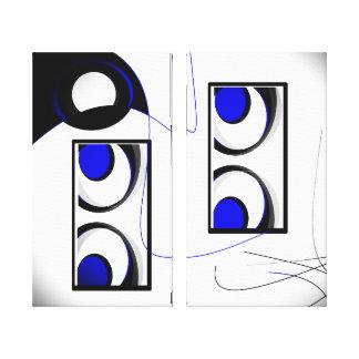Calmness & Sophistication Canvas Print