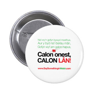 Calon Lan 6 Cm Round Badge