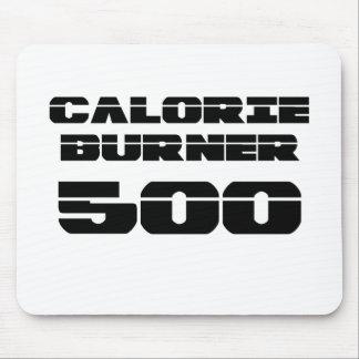Calorie Burner 500 Mousepads