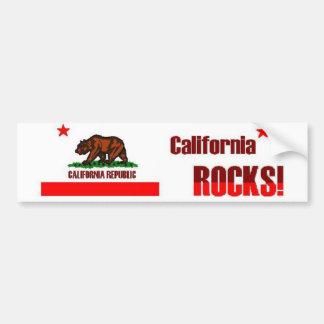CalRocks Bumper Sticker