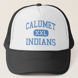 Calumet - Indians - High School - Chicago Illinois Trucker Hat