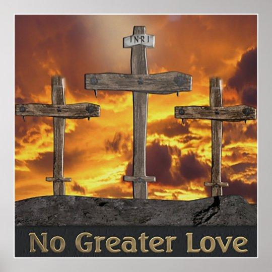 Calvary Christian poster