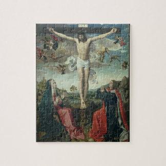 Calvary (oil on panel) 2 jigsaw puzzle