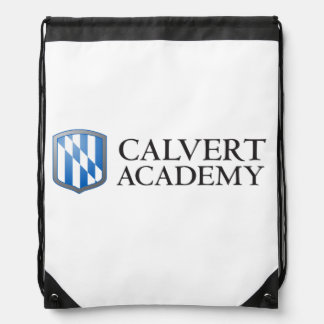 Calvert Academy Drawstring Backpack
