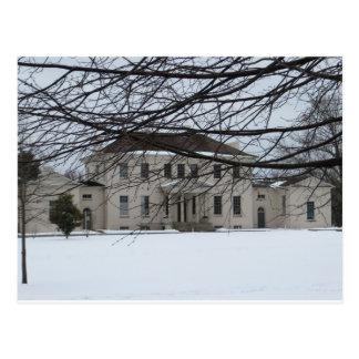 Calvert Mansion 1 Postcard