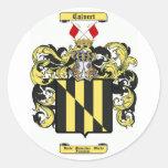 calvert round stickers