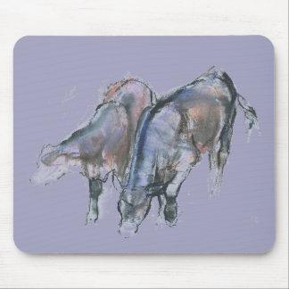 Calves 2006 mouse pad