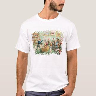 Calves' Heads and Brains; a Phrenological T-Shirt
