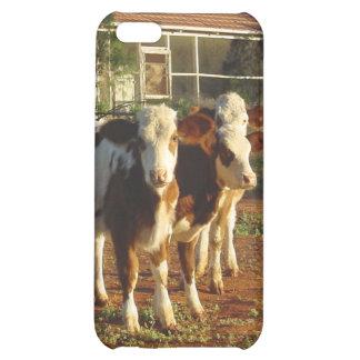 Calves iPhone 5C Cases