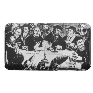 Calvin and Luther (engraving) iPod Touch Covers