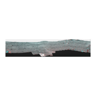 Calypso Panorama of Spirit's View from Troy in 3D Gallery Wrapped Canvas