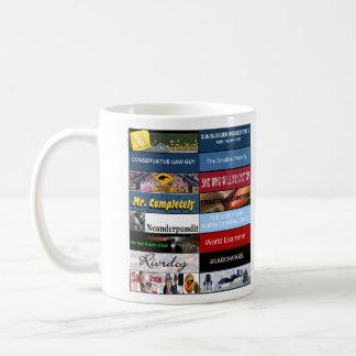 Cam Edwords GBR-1 banners Basic White Mug