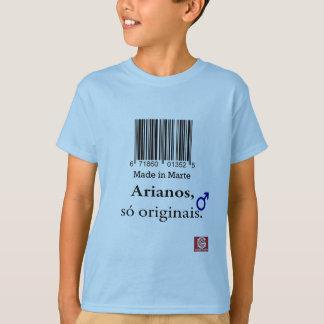 "Cam. Inf. ""Aryan Made in Mars "" T-Shirt"