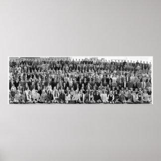 Camarillo High School Class of '70 Panorama Poster