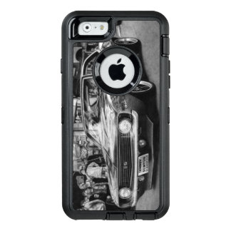 Camaro Black and white phone case