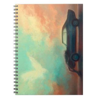 Camaro Spiral Notebooks