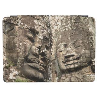 Cambodia, Angkor Wat. Angkor Thom, Bayon iPad Air Cover