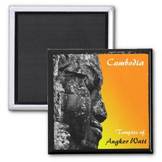 Cambodia, Angkor Watt, Asia (Magnet) Magnet
