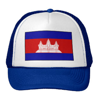 Cambodia – Cambodian Flag Cap