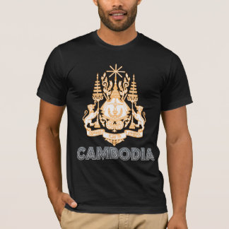 Cambodia Coat of Arms T-Shirt