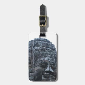 Cambodia Luggage Tag