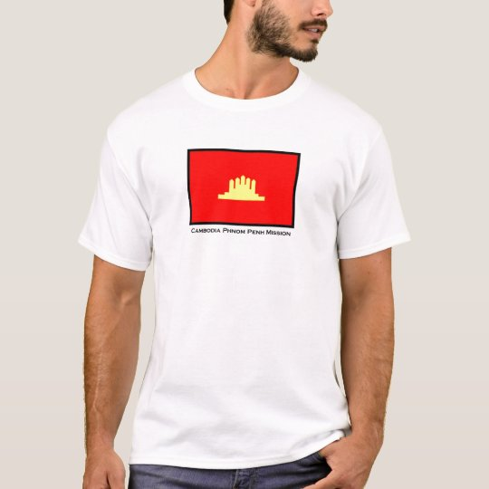 Cambodia Phnom Penh LDS Mission T-Shirt