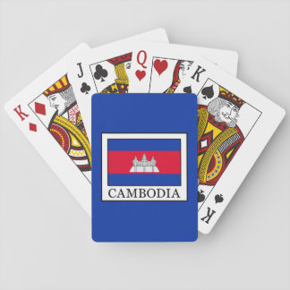 Cambodia Playing Cards