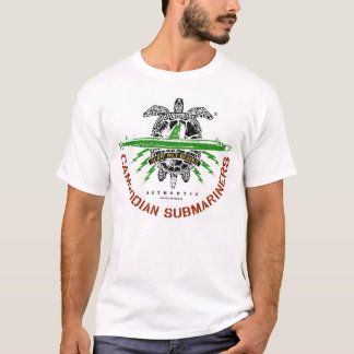 Cambodian Submariners T-Shirt