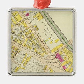 Cambridge Atlas 12 Christmas Ornament