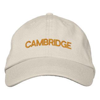 Cambridge Cap