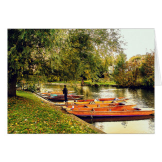 Cambridge, England Card