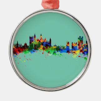 Cambridge England Christmas Ornament