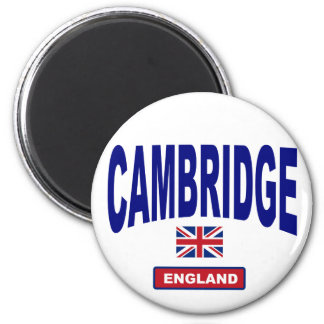 Cambridge England Magnet