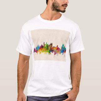 Cambridge England Skyline Cityscape T-Shirt