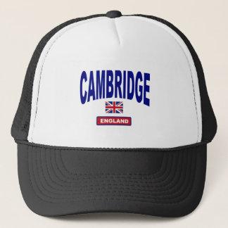 Cambridge England Trucker Hat