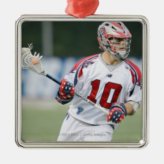 CAMBRIDGE, MA - AUGUST 13:  Brad Ross #10 2 Christmas Ornament