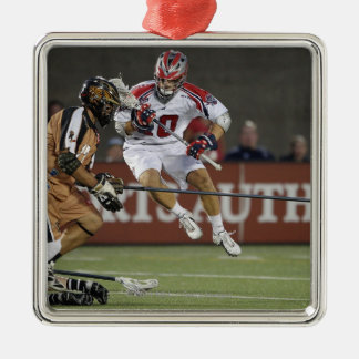 CAMBRIDGE, MA - AUGUST 13:  Brad Ross #10 Christmas Ornament