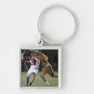 CAMBRIDGE, MA - AUGUST 13:  J.J. Morrissey #29 3 Silver-Colored Square Key Ring