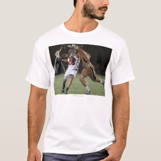 CAMBRIDGE, MA - AUGUST 13:  J.J. Morrissey #29 3 T-Shirt